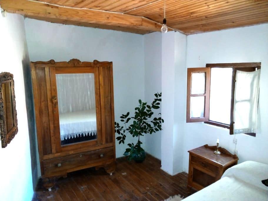 Habitación casa histórica en Cabariezo (Potes) - Potes