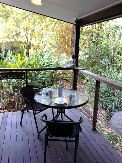 Bush Garden Studio, (& 15min to beach) - Rosemount - Cabin