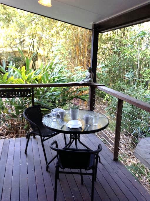 Bush Garden Studio, (& 15min to beach) - Rosemount - Cabin