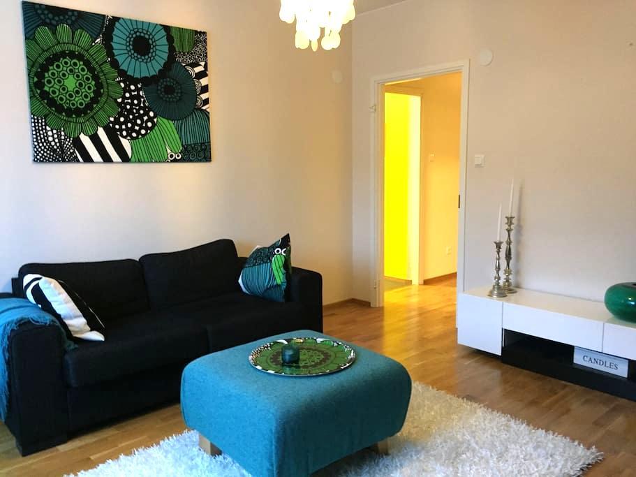 Keskustakaksio - Lahti - Appartement