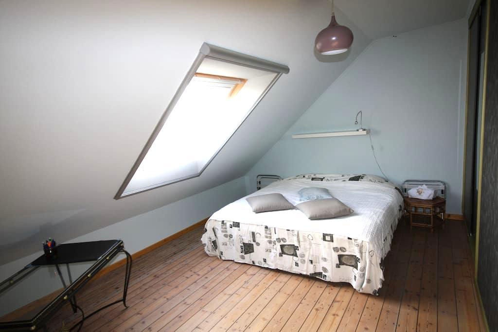 Ruime slaapk, Gentse rand + fietsen - Gent - Huis