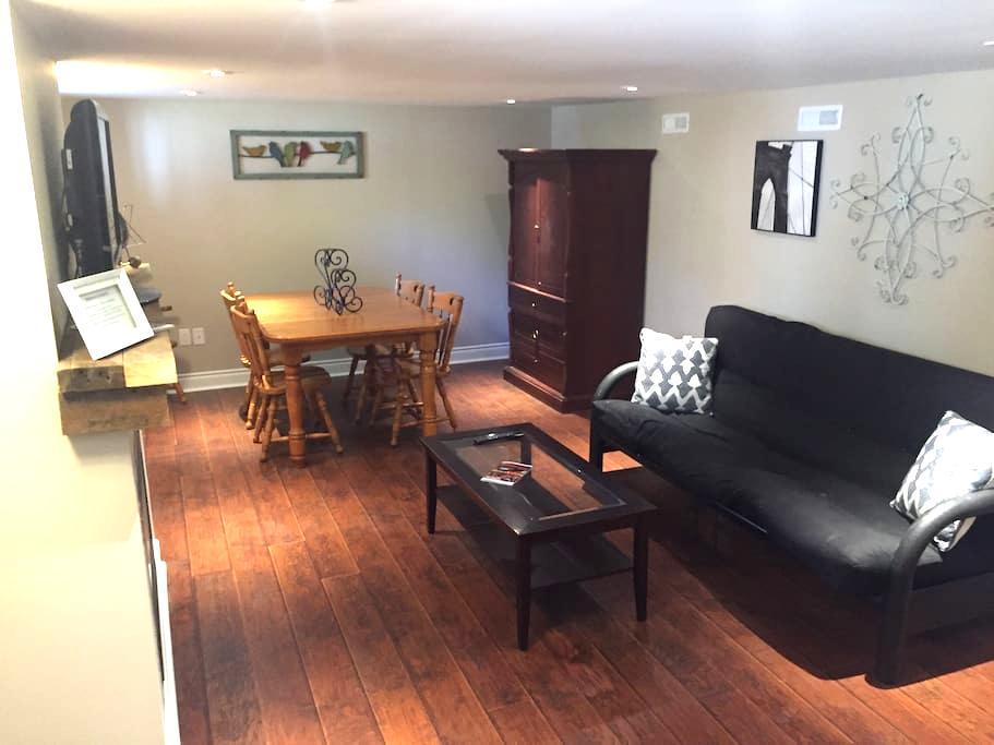 Spacious Private 1 Bedroom - Brampton - Wohnung