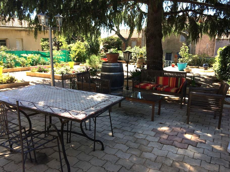 Appartement charmant dans maison de village - Hérault - Pis