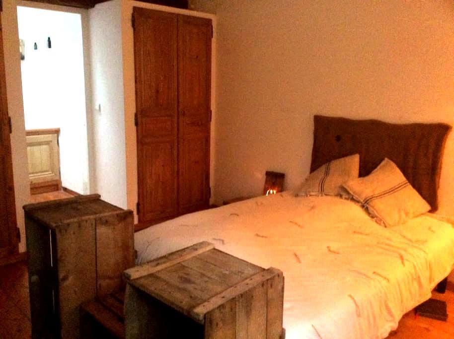 Chambre chez l'habitant-Parc naturel des Alpilles - Fontvieille - Hus