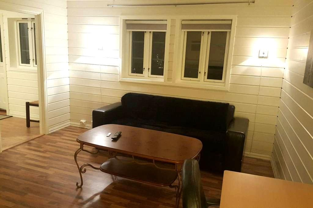 Nice apartment close to city center(incl. parking) - Haugesund - Wohnung