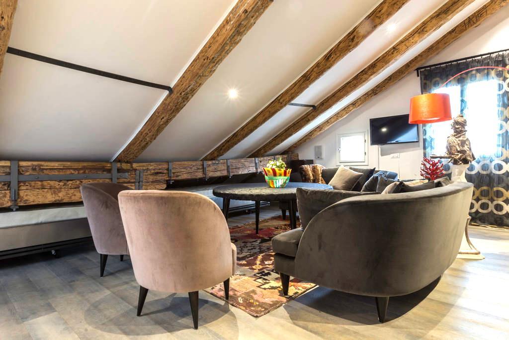 Luxury Loft in Venice Cannareggio - Venezia - Loft