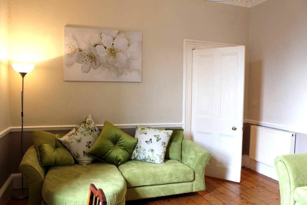 Lovely flat in heart of Stockbridge - Edimburg