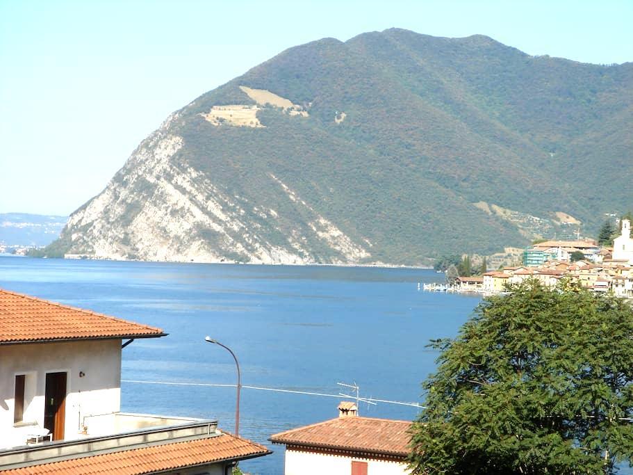 Casa Sulzano - Discover Lake Iseo - Sulzano - Lejlighed
