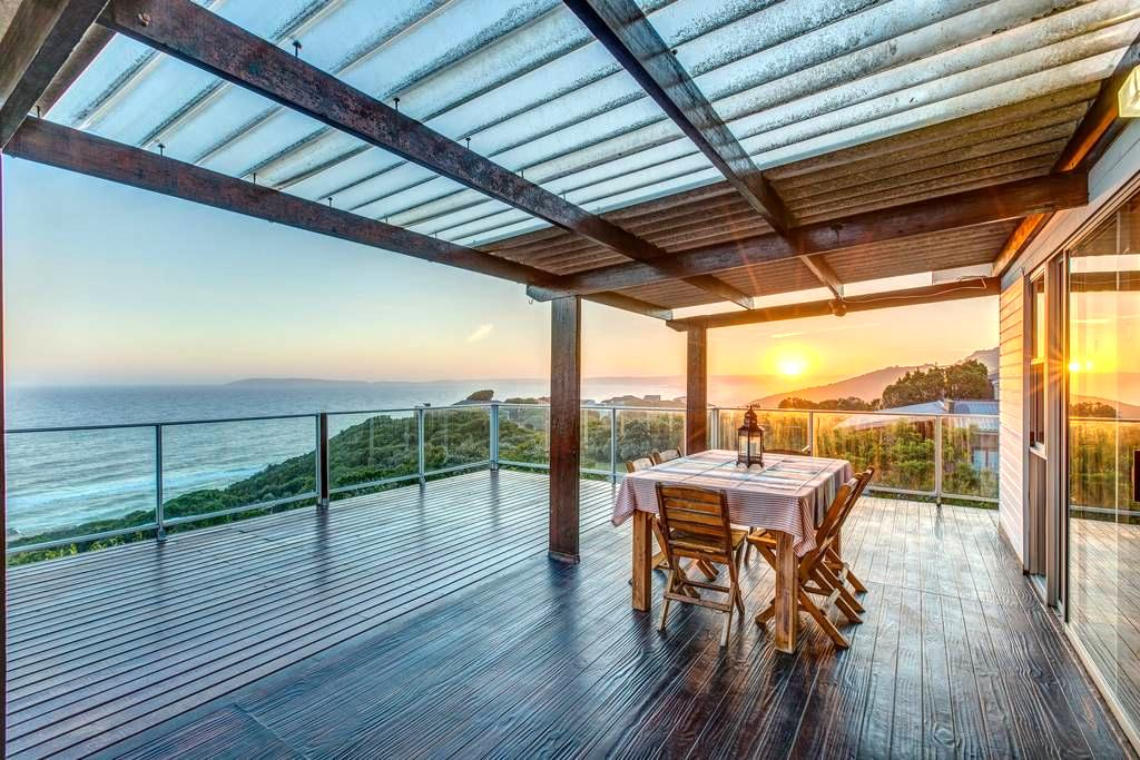 Beach house with amazing sea view - Keurboomstrand - Casa