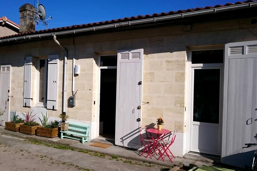 Maison calme 100m gare St Jean**** - Bordeaux - Casa
