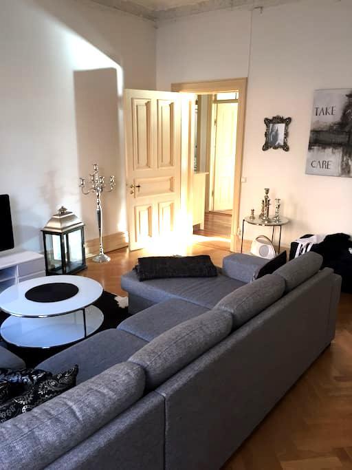 Beautiful apartment in Vasastan! - Göteborg - Apartemen