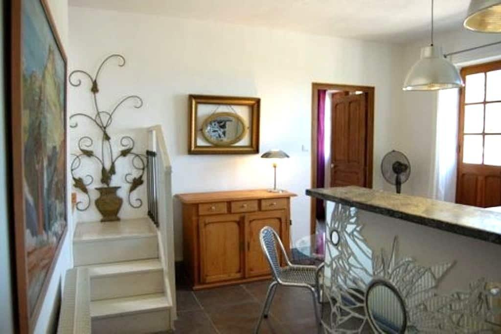 Appartement à Balazuc - Balazuc - Leilighet