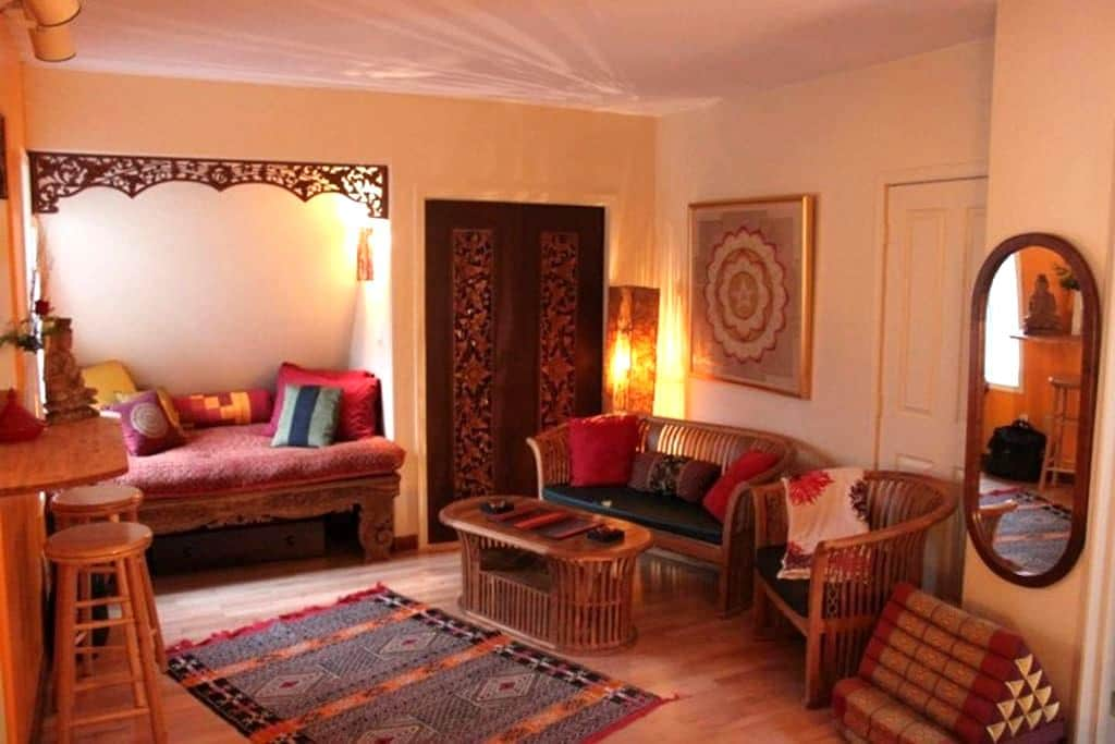 Mandala Suite in Heart of Nelson - Nelson - Pis