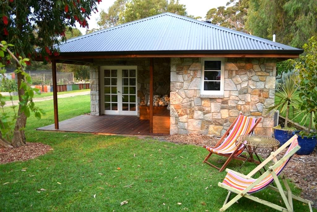 Lowlands Stone Cottage - Lowlands - Xalet