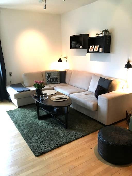 Hyggelig/Rolig 3-værelses lejlighed - Hvidovre - Apartment