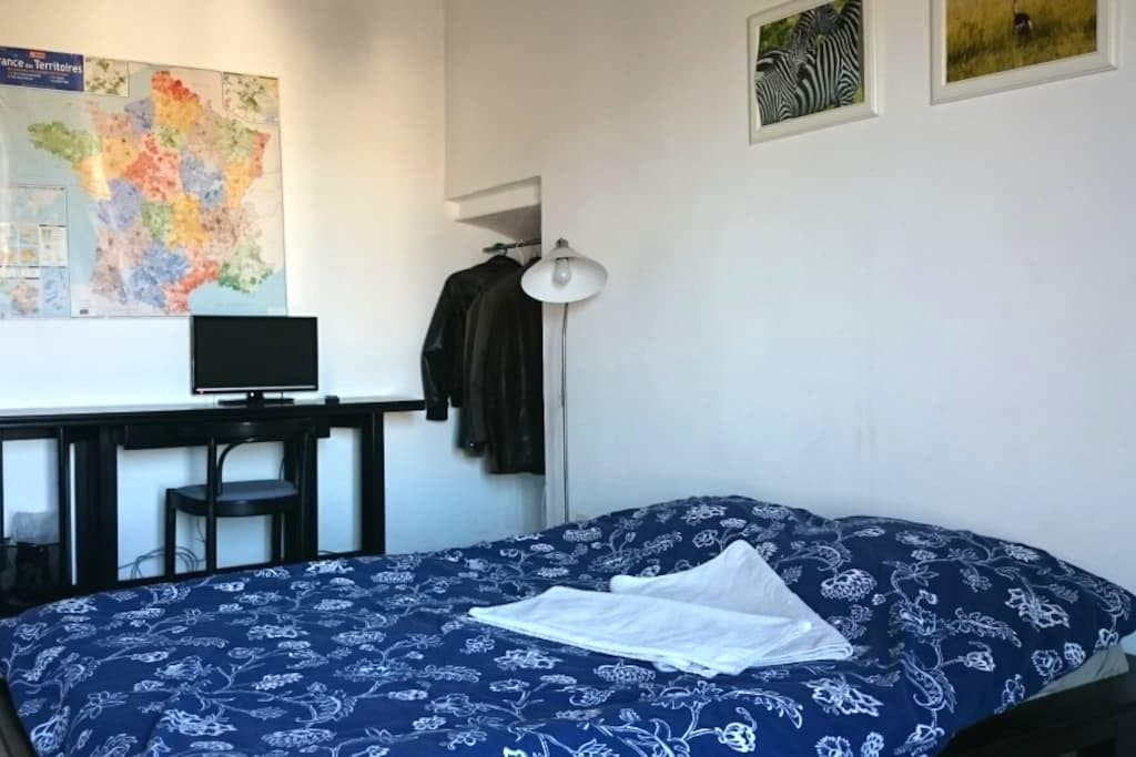 lovely room near Canal du Midi - Capestang - Huis