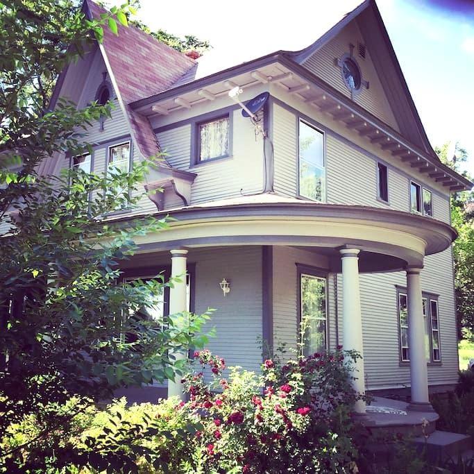 The Magnolia House - Palisade - Talo