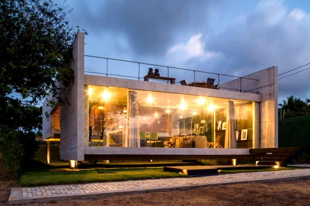 Cool & Design House in Pipa - Tibau do Sul