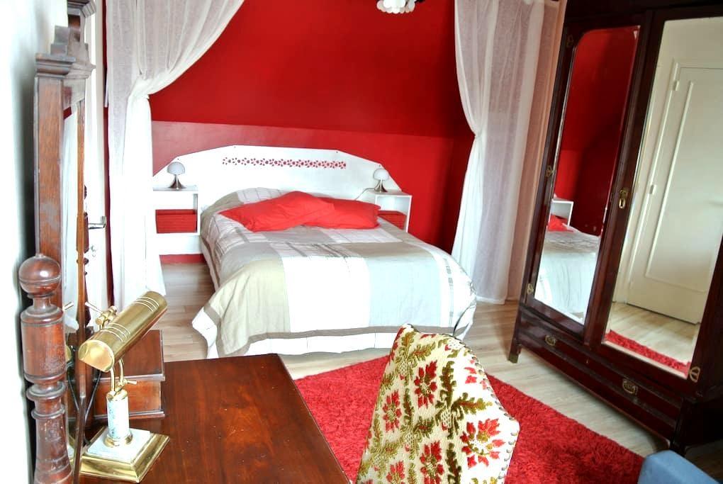Chambre B&B à quelques km de Vannes - Questembert - Bed & Breakfast