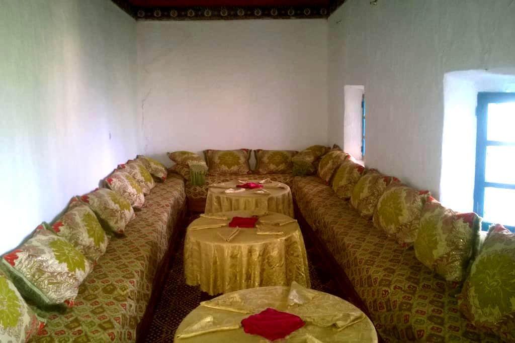 Saddik's House - Chauen - Casa