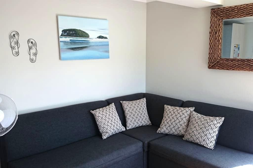 Beach Apartment - Whangamata - Flat