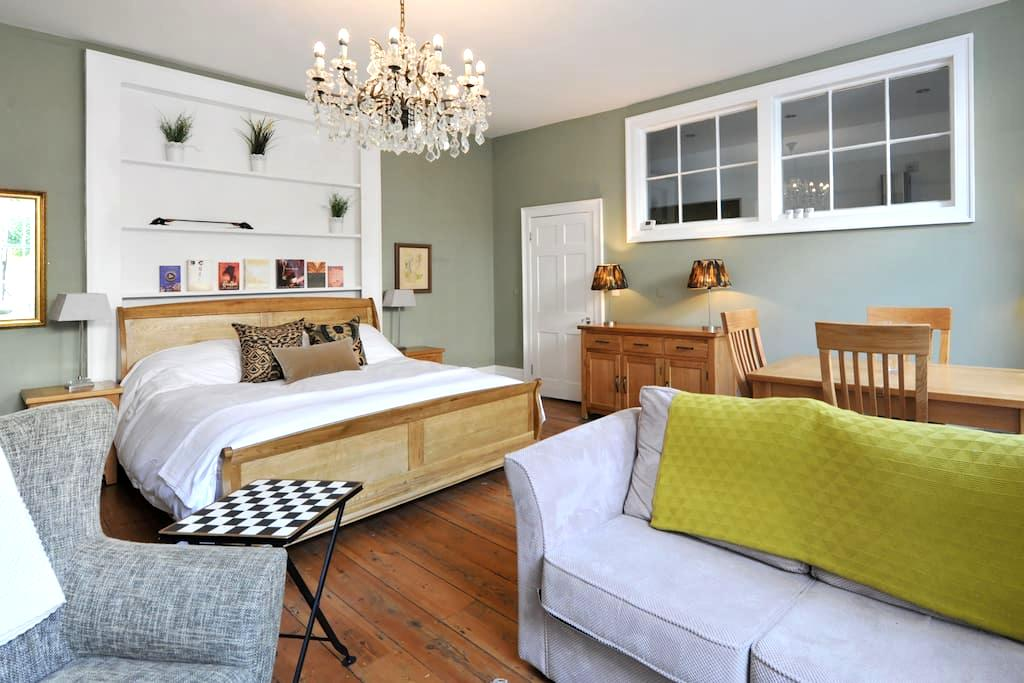 Bath Apartment - Great Pulteney St. - Bath