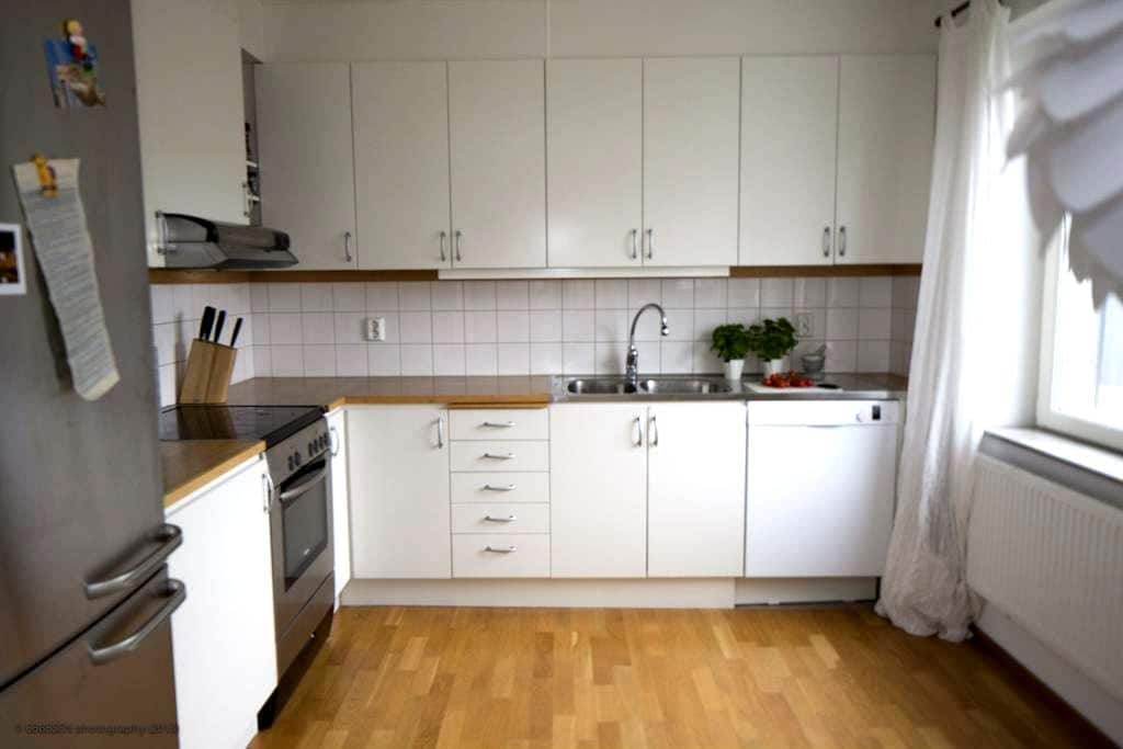 Modern two room apartment - Hässelby Strand