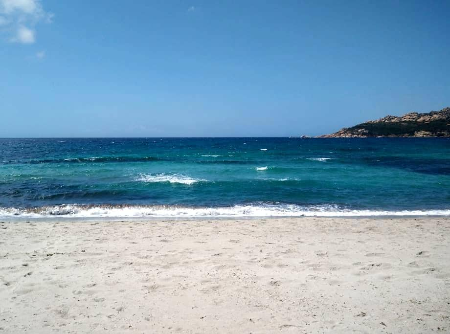 Fantastic Villa on the beach in Sardinia - Santa Reparata