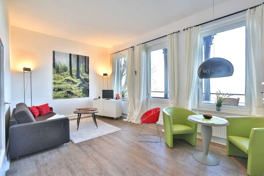 Apartment No. 9 - Der Traum für 2 - Bad Harzburg - Leilighet