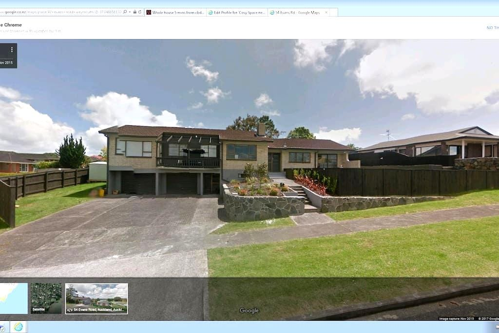 Cosy Unit near Waterfront & Airport - Auckland - Dom