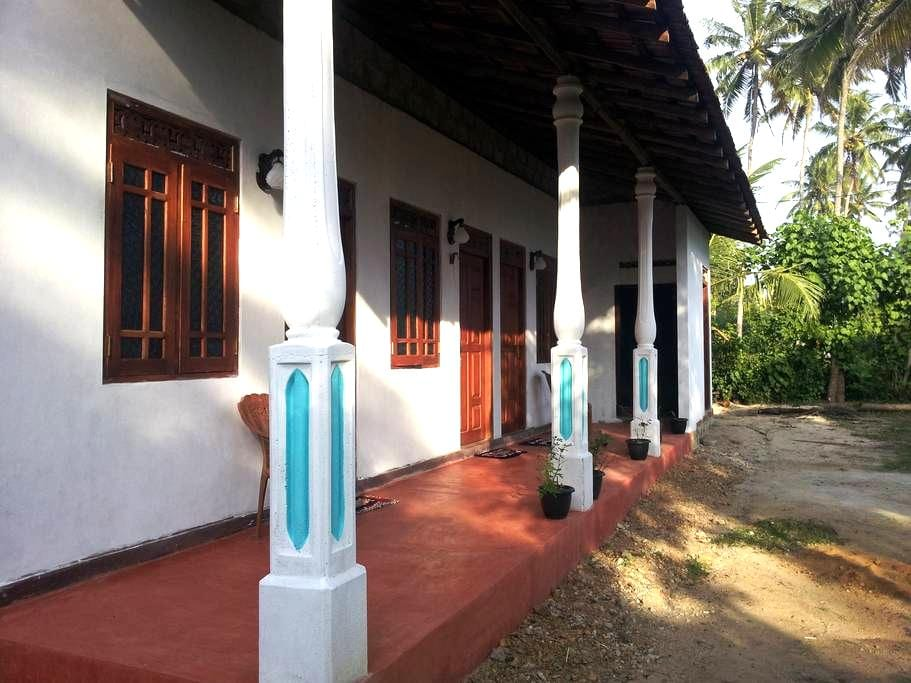 yelum guest house in midigama - Matara - House