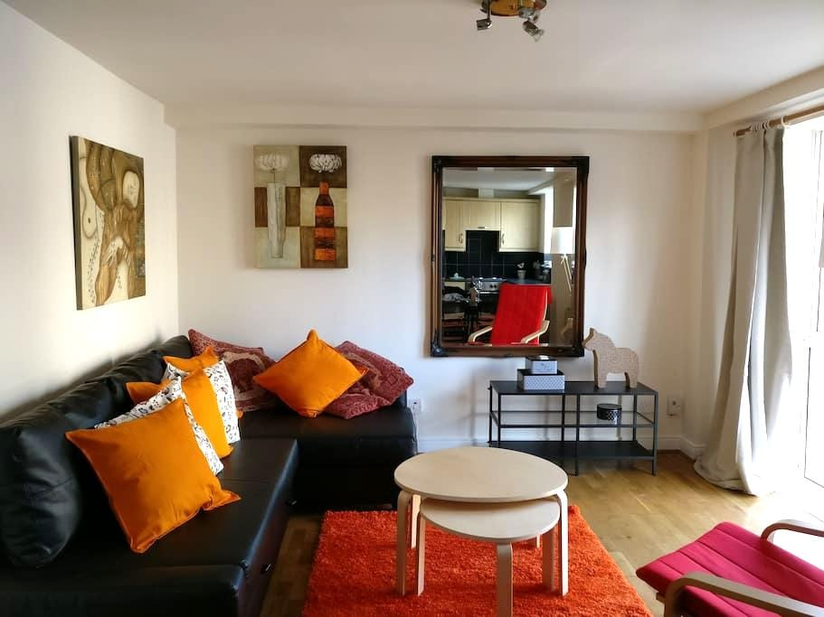 2 bed apt Christchurch - Antique Quarter - Dublin - Appartement