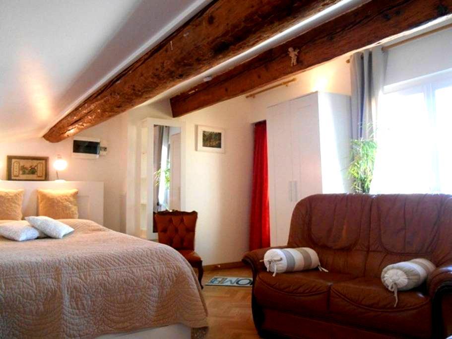 LA VIGNERONNE Maison vigneronne 18è - Beaucaire