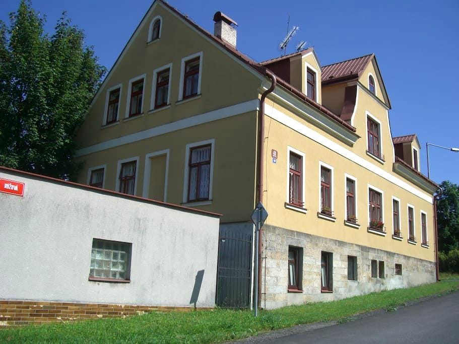 PINK STREET HOUSE Apartment One - Jablonec nad Nisou - Daire