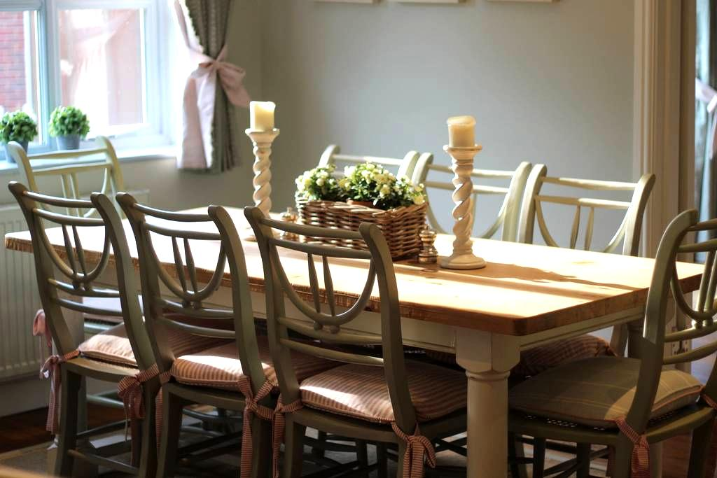 French Country Chic in Amport - Amport - House