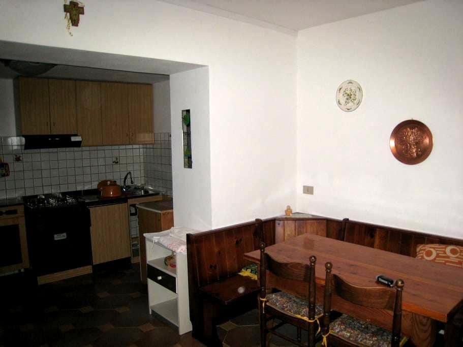 Appartamento 2-4 posti letto Cima Sappada - Sappada - Appartement