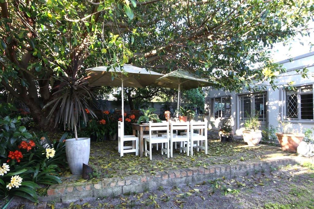 Garden Cottage - Hermanus - 公寓