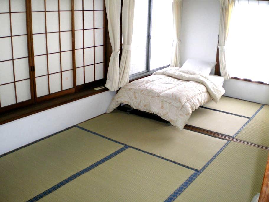 Quiet Stay in Metro Tokyo 201 Room - Fujimi