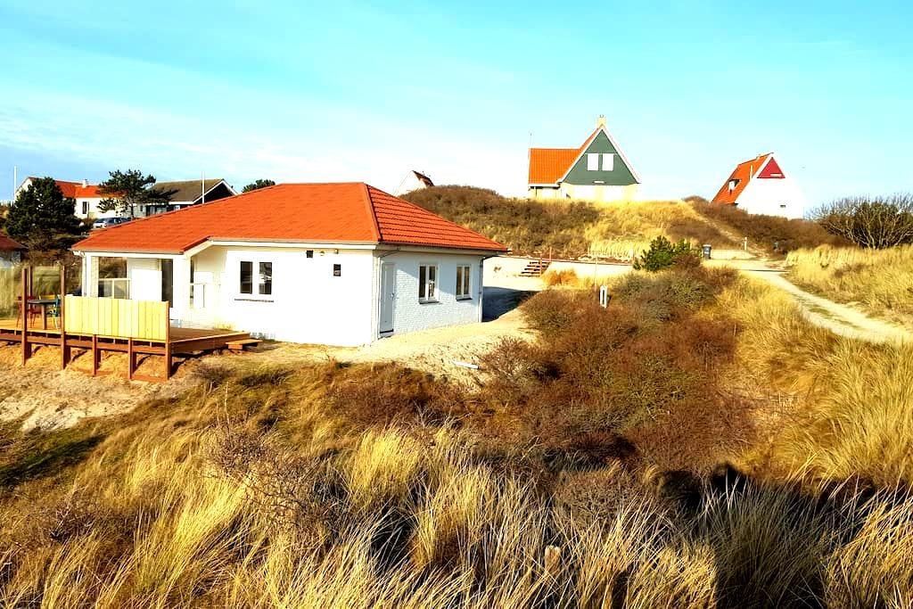 Comfortabel en gezellig huis in de duinen - Midsland