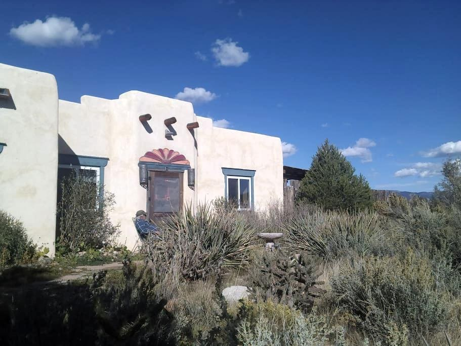 Casa  Blanca - Ranchos de Taos - House