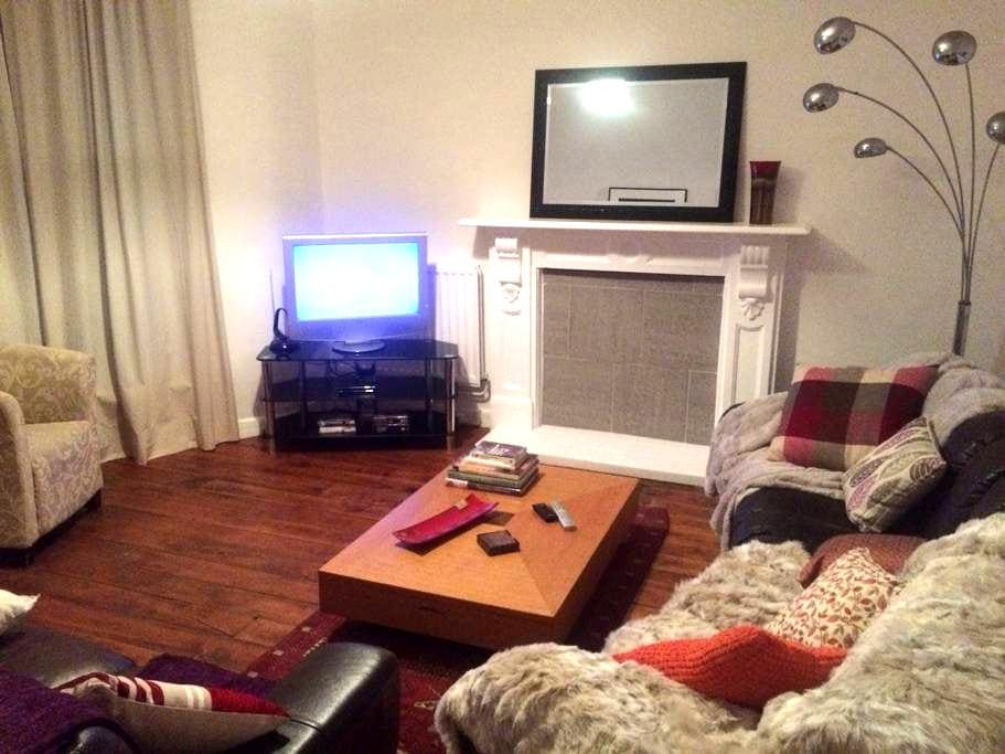 Large Victorian Apartment Near City - Birmingham - Apartmen