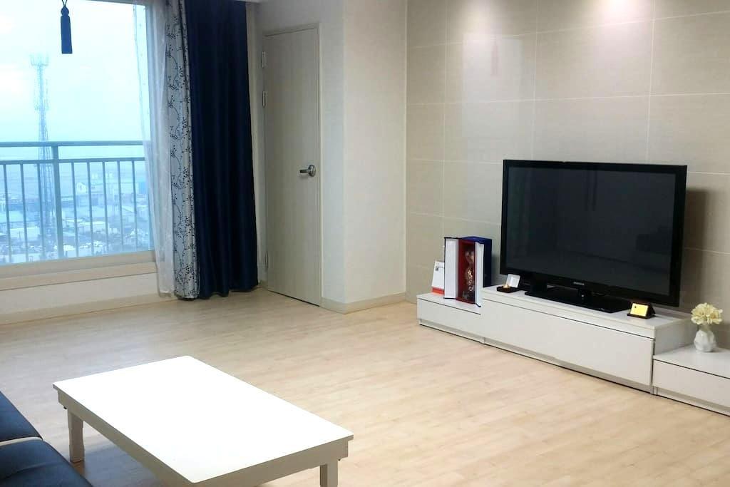 가족또는 연인이 내집처럼 편안하게 머물수있는 아파트형 오피스텔 - 군산시 - Wohnung