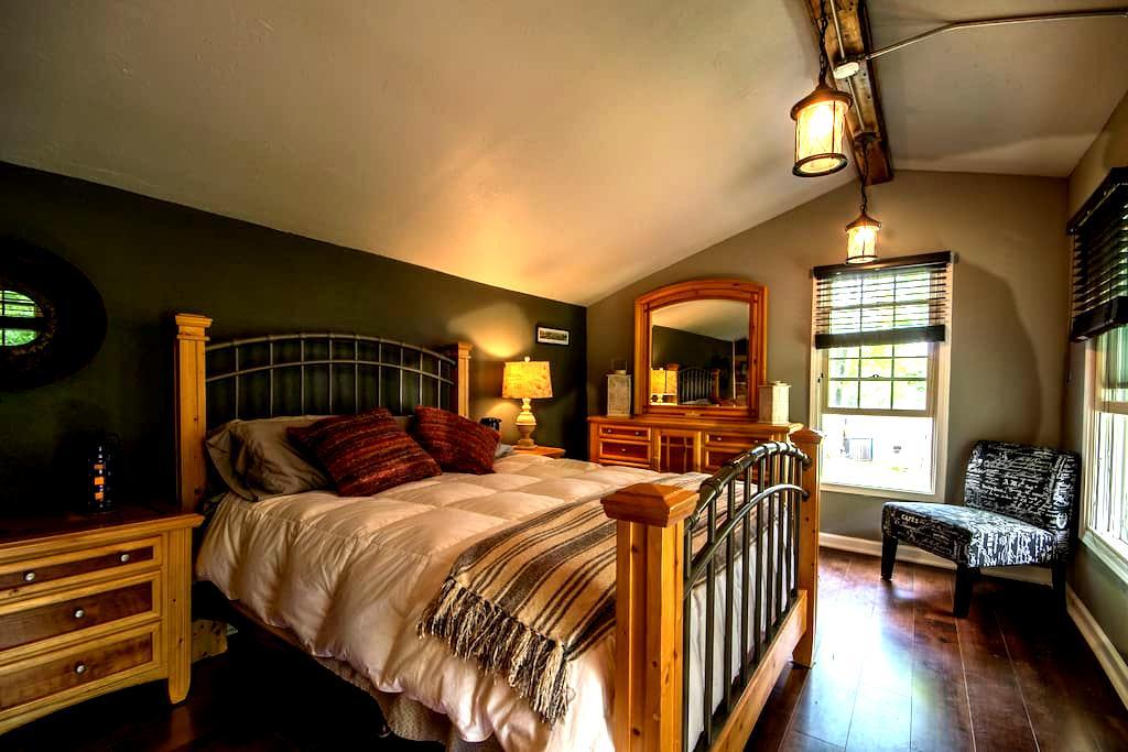 Guest Cabin in Hip Donelson - Nashville - Cabane