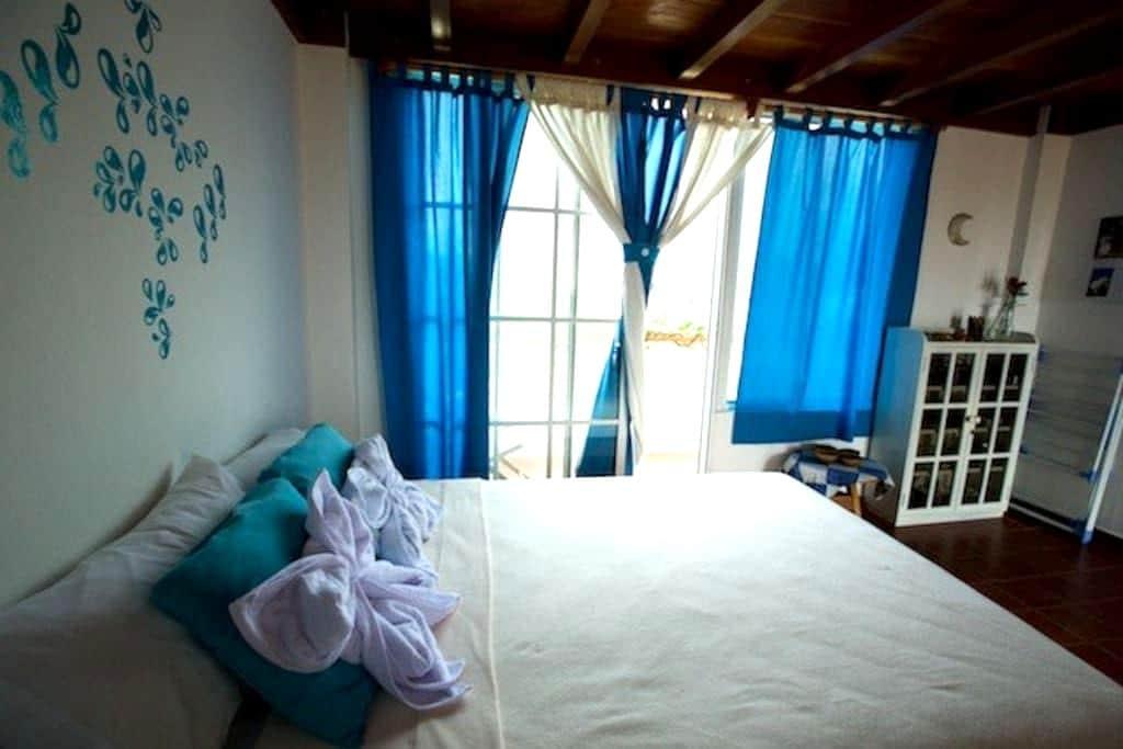 """Cozy Galapagos """"Encantadas"""" Blue - Puerto Ayora - Lejlighed"""