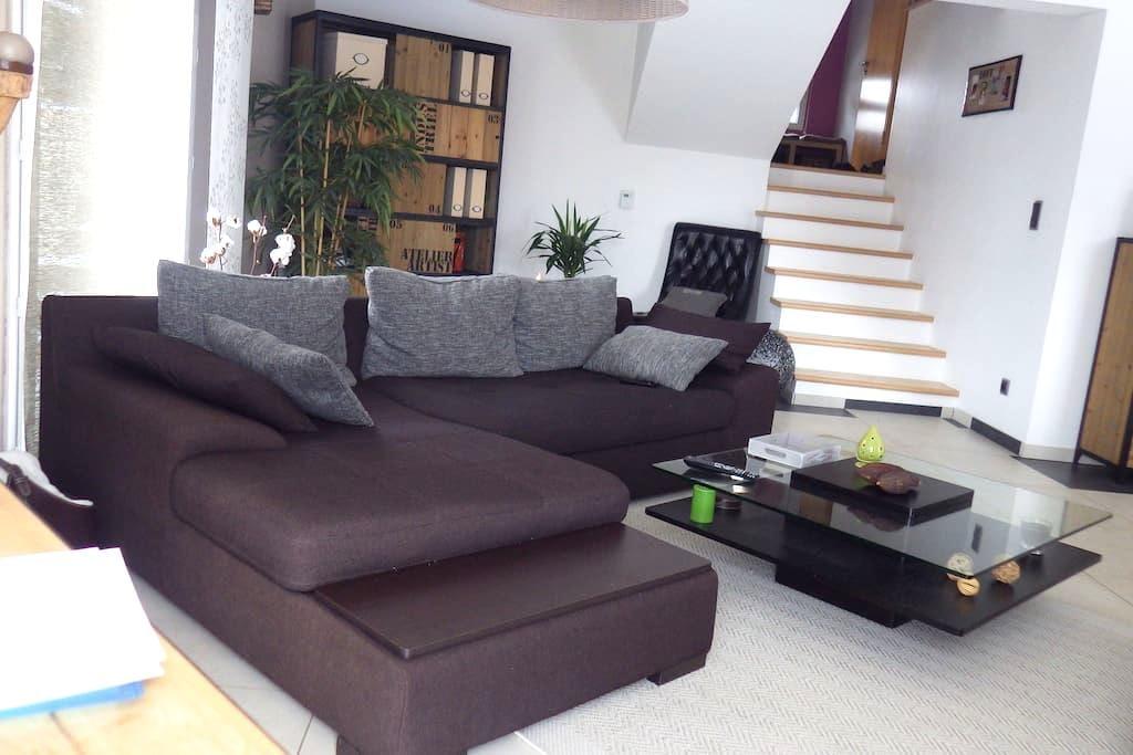 Maison moderne - Sochaux - Huis