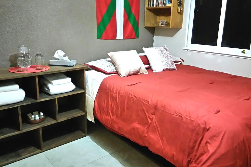 HABITACIÓN B&B 5MIN AEROPUERTO CDMX - Ciudad de México - Bed & Breakfast