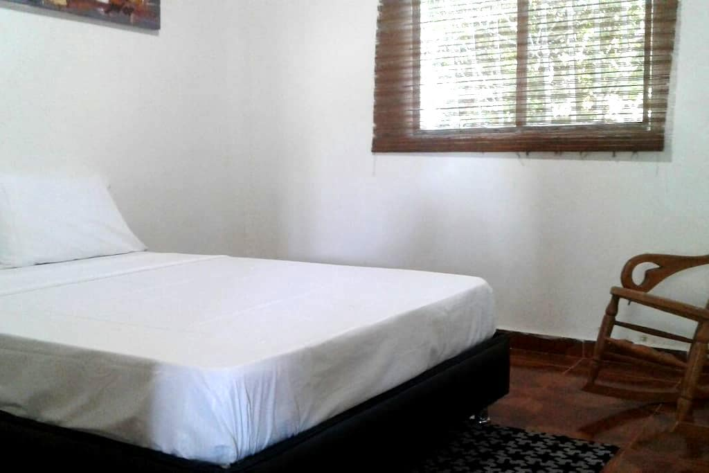 Habitación privada cama doble - Taganga, Magdalena, CO