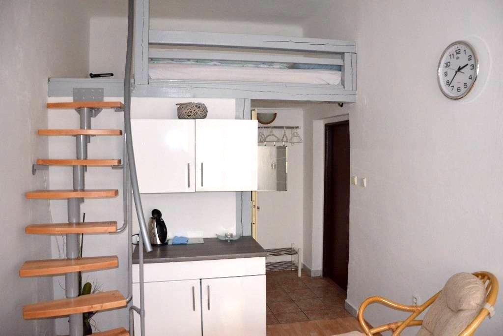 Double room in the centre Písek - Písek - บ้าน