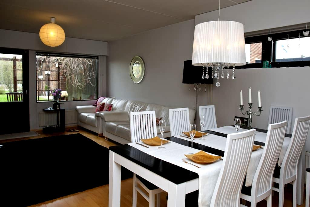 Terraced house by the river - Heinola
