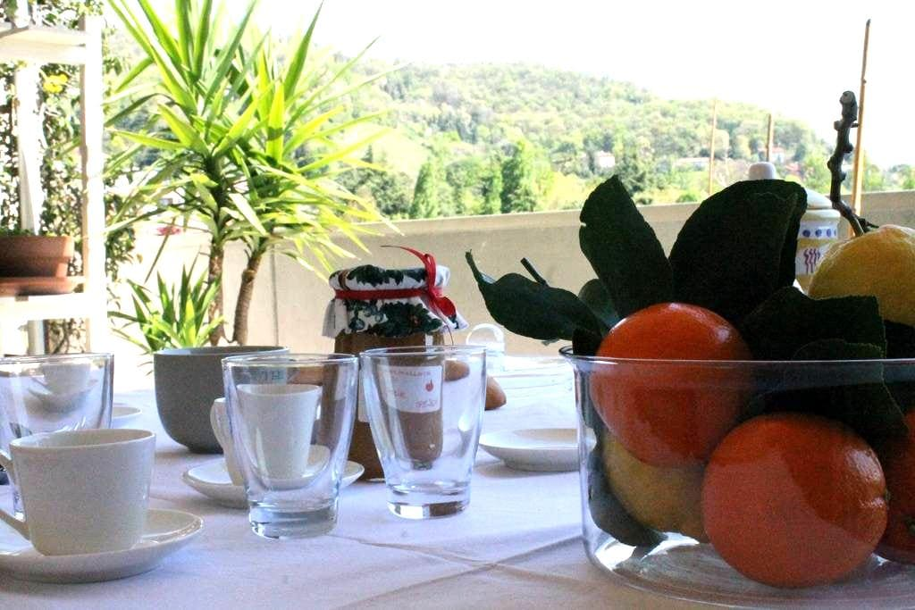 Albaluce B&B - Bergamo - Lägenhet